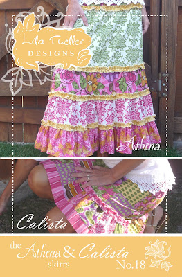 The Athena &amp; Calista Skirts