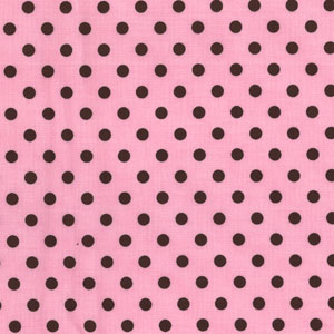 C2490 Pink Dumb Dot