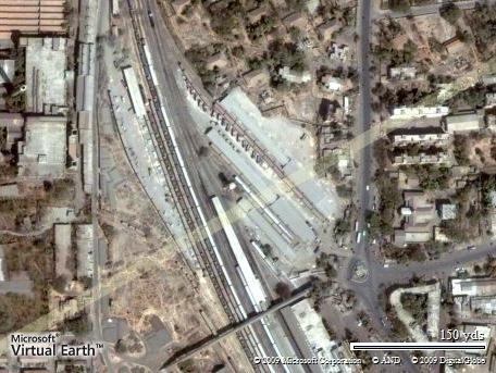 Sholapur Railway Station