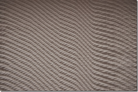 twill with variety of setts