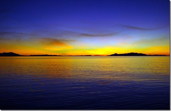 Cape Bowling Green sunset 7