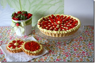 crostata di fragole-3