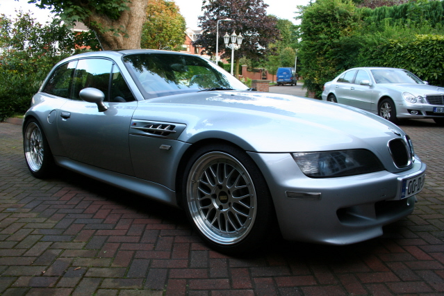 I Need Pics Of A Silver M Coupe W 18 Quot Bbs Lms
