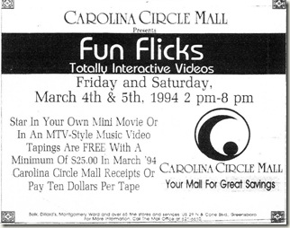 Fun Flicks March 3, 1994