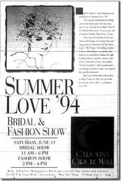 Summer Love '94 June 8, 1994