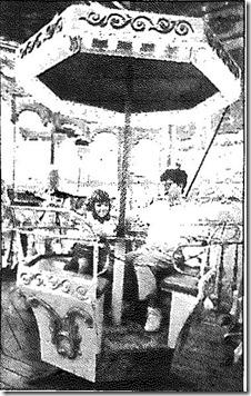 Carousel Tea-Cup 1994