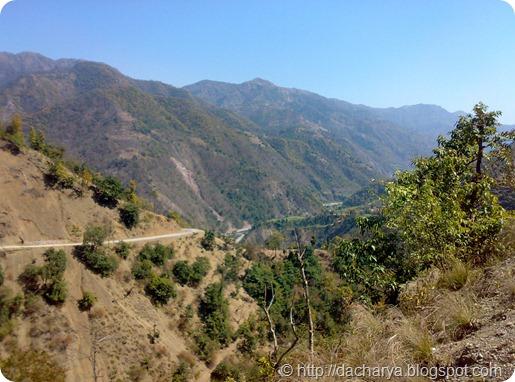Road Nepal
