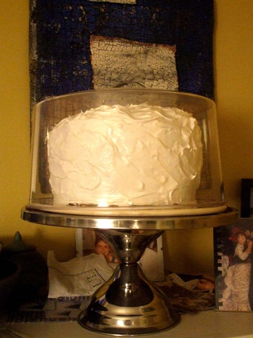birthday cake 2010