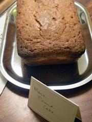 Mace Pound Cake