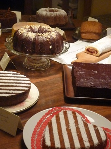 Cake Spread