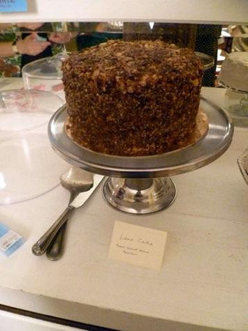 Fran Lane Cake