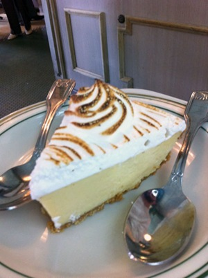 Versailles Key Lime Pie