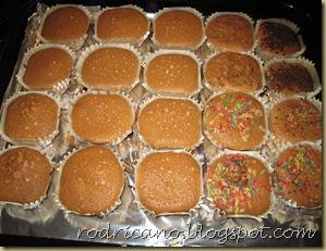 cupcakes horno