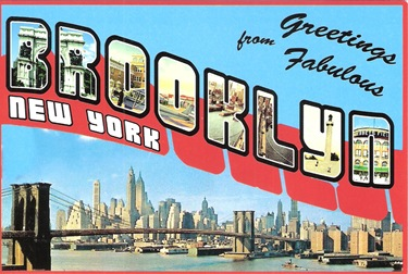 BROOKLYN_Postcard