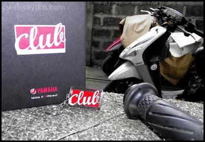 Yamaha Membership Card