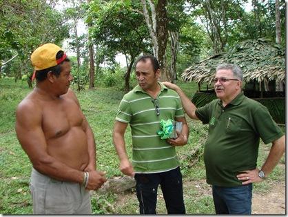 Zé, Diogo e Sebastião