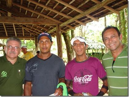 Cokay, Diogo e Zé