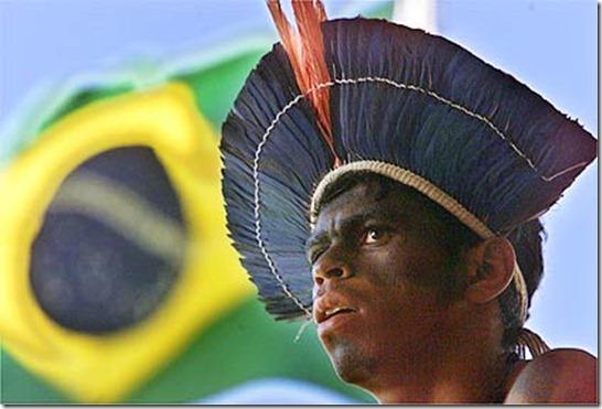 indio-bandeira-do-brasil
