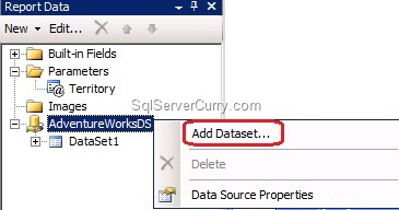 Add DataSet