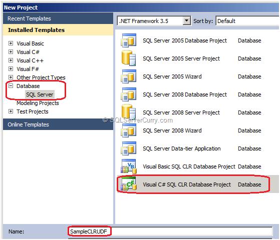 SQL Server CLR