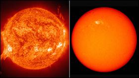 actividade solar