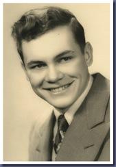 Dad senior picture