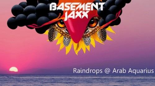 the arab aquarius raindrops music video by basement jaxx