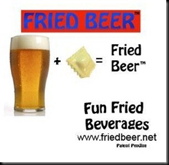 Fried Beer