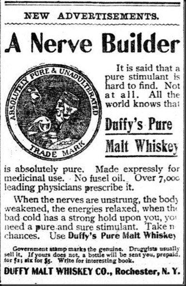 duffy's ad