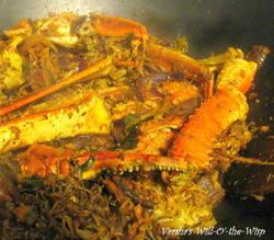 Crab Msala