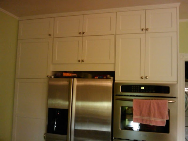 Kitchen Cabinets Up To Ceiling do your kitchen cabinets go all the way to the ceiling?