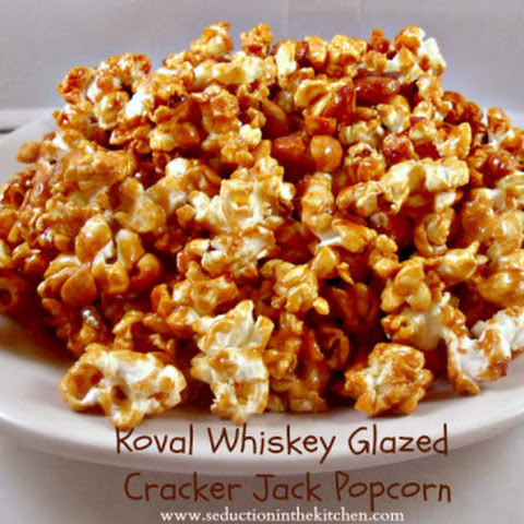 Koval Whiskey Cracker Jack Popcorn