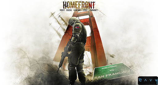 Game - Homefront
