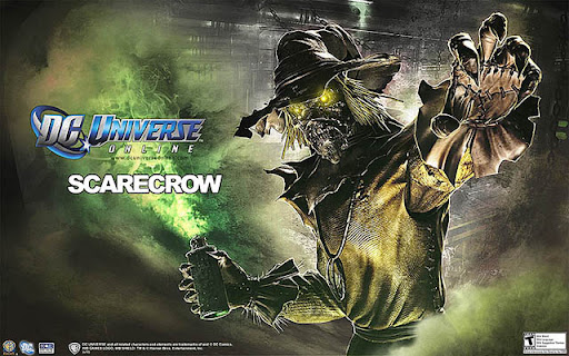 DC Universe Online  Character Wallpapers  EnvyDream