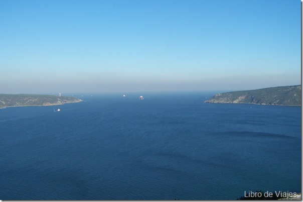 Salida del Bósforo al Mar Negro