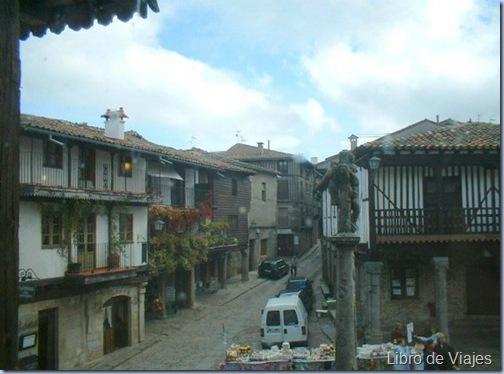 La Alberca. Salamanca