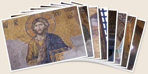 Ver Mosaicos Santa Sofia