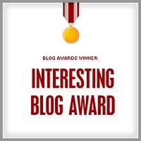 Award Dari Syifa Rosli