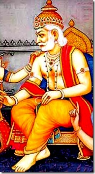 King Dashratha