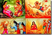 Events of Ramayana