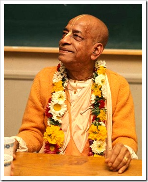 Prabhupada worked tirelessly for Krishna