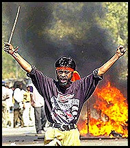 hindu-rioter-of-gujarat
