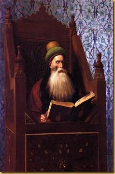 Gérôme_-_Mufti_Reading_in_His_Prayer_Stool
