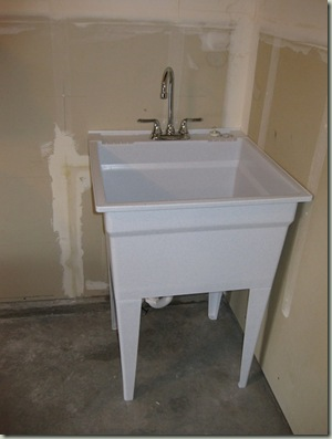 It S Spelled C A I T L I N Utility Sink