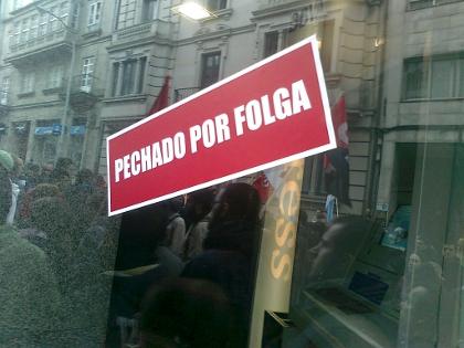 Pechado por Folga!