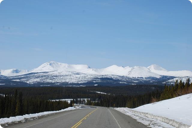 04-24-09 Alaskan Highway - Yukon 021
