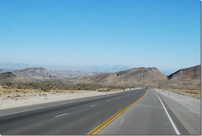 11-06-09 Travel Pahrump to Vegas 004