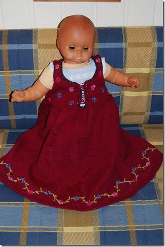 Bursdag H.V , jul oh kjole 002