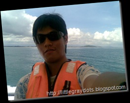 Camwhoring on the boat