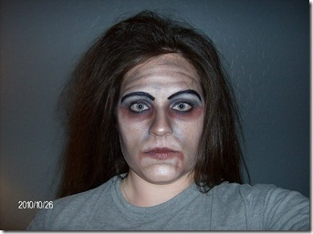 Ashley Zombie